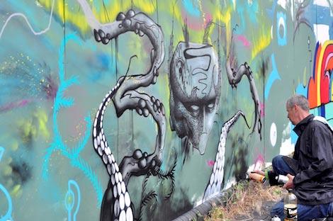 boswell graffiti