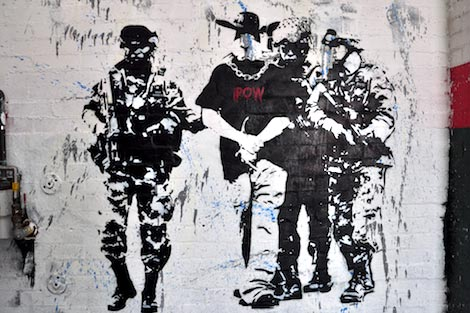 upfest wall stencil