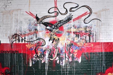 eagle graffiti upfest