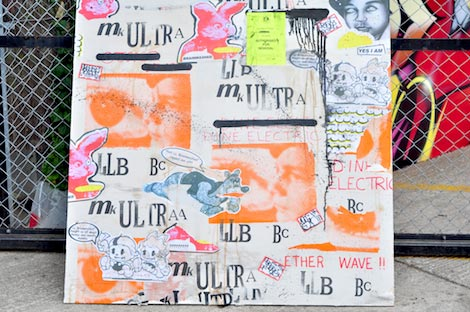 ll brainwashed collage upfest