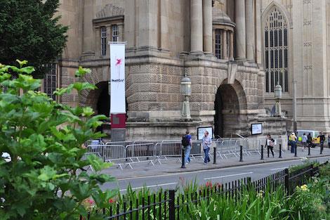 View of Bristol museum