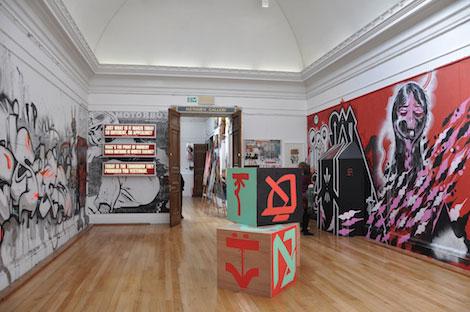 Crimes of passion exhibition