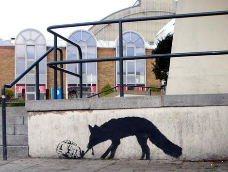 Kentucky fox