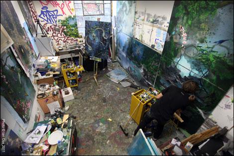Xenz 's studio