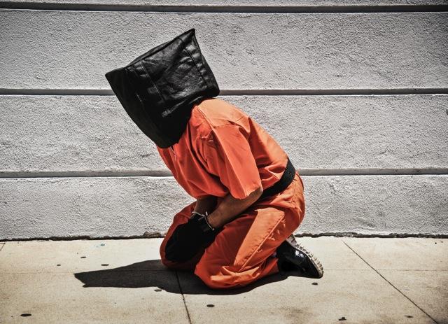 Banksy prisoner