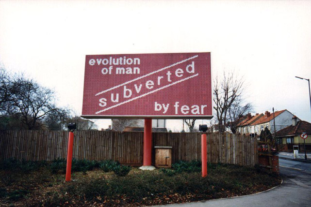 subverted by fear