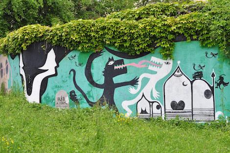 St Croix mural